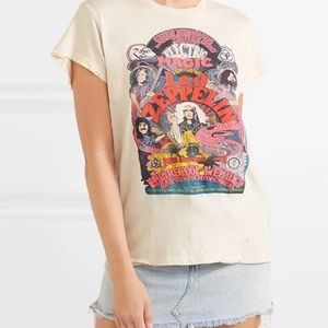 Tops - Led Zeppelin Vintage Graphic Band T-shirt